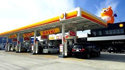 大西石油 セルフ砺波156SS(初秋リニューアル オープン)