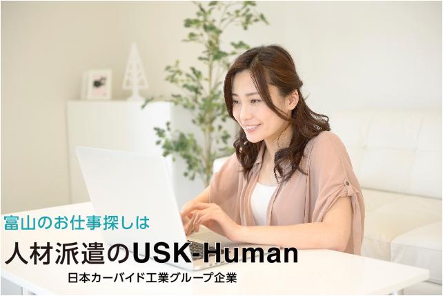 日本カーバイド工業グループでの分析業務【USKーHuman株式会社】