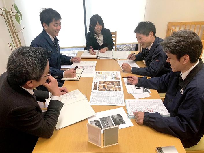 (株)日本ハウスホールディングス 富山支店