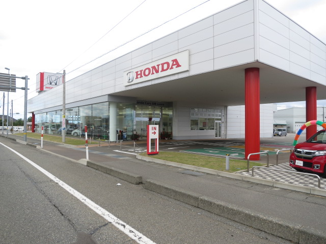 HondaCars北陸 富山新庄店
