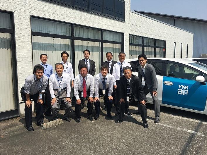 株式会社 APサービスセンター 富山支店