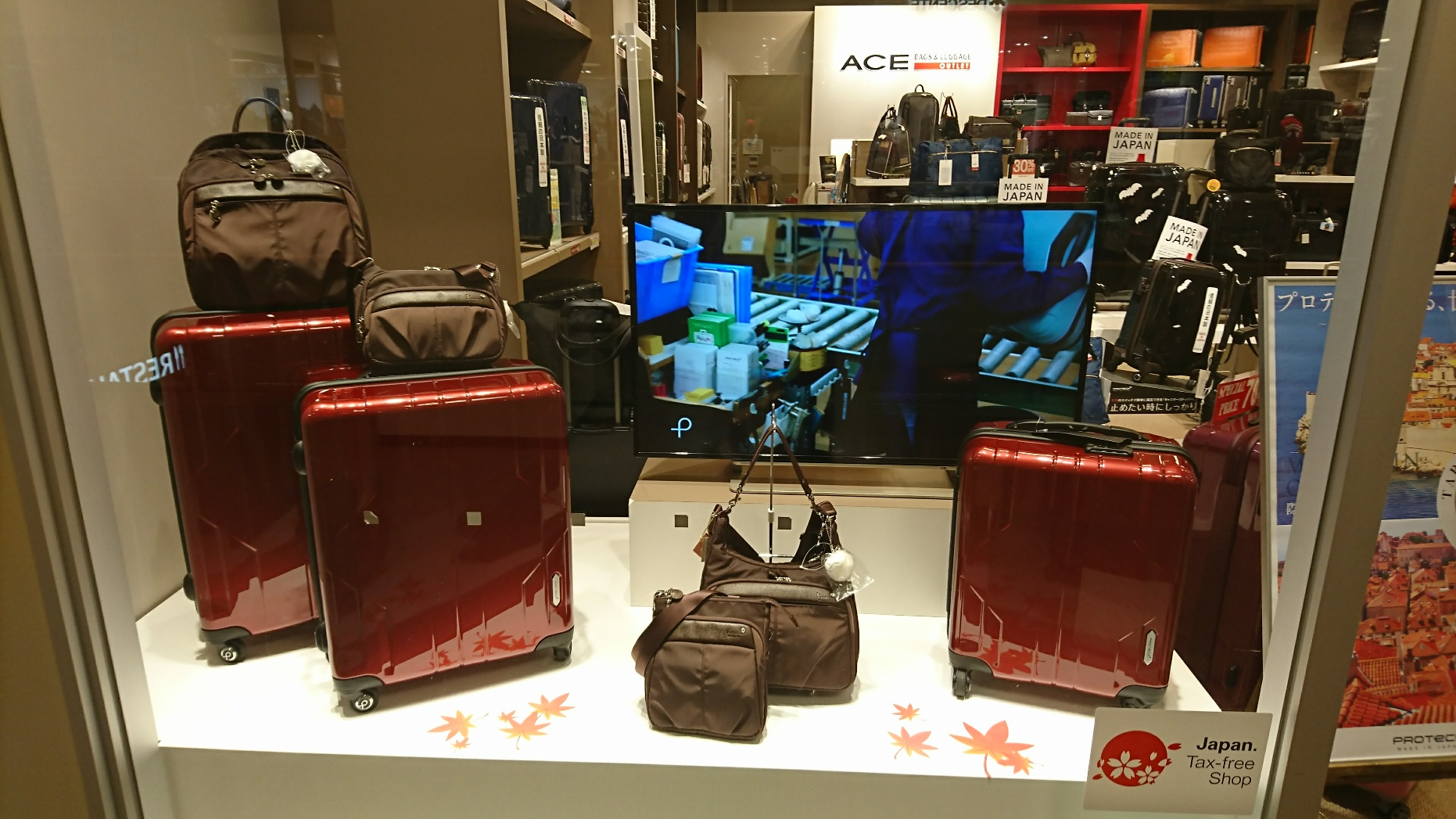 ACE OUTLET  三井アウトレットパーク 北陸小矢部