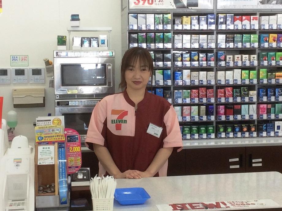セブンイレブン 富山赤田北店