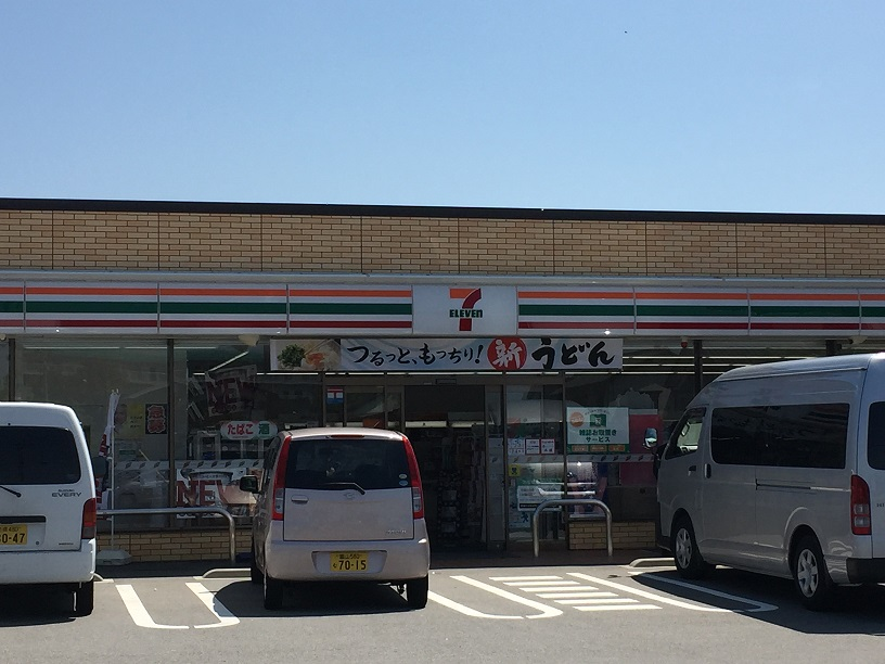 セブンイレブン 富山上袋店